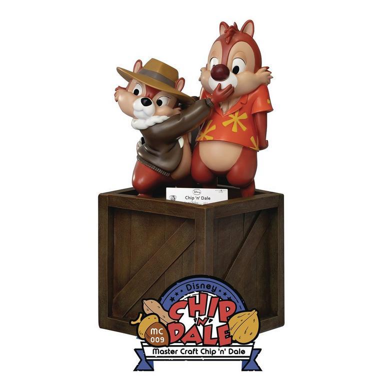 Disney Chip 'N Dale Master Craft Series Statue