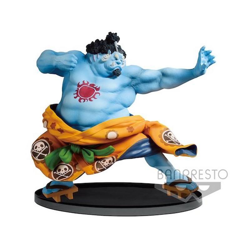 One Piece Jinbe World Colosseum 2 Volume 4 Statue