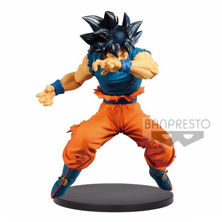 Dragon Ball Z Ultra Instinct -Sign- Goku Blood of Saiyans Volume 2 Special Version Statue