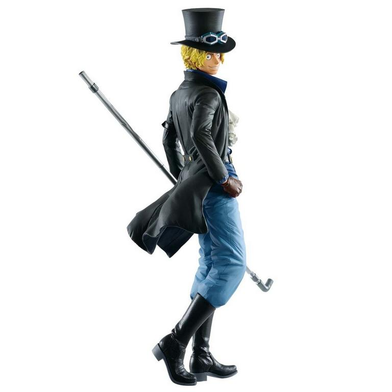 One Piece Sabo 20th Anniversary Masterlise Statue