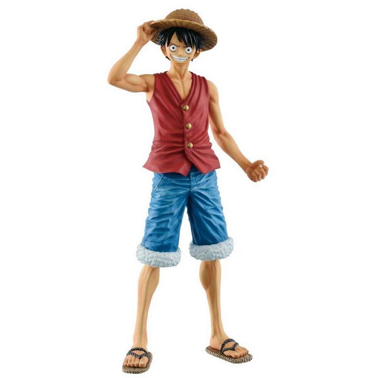 One Piece Monkey D. Luffy 20th Anniversary Masterlise Statue
