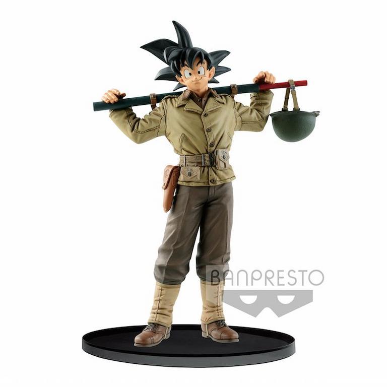 Dragon Ball Z Goku World Figure Colosseum 2 Volume 4 Statue