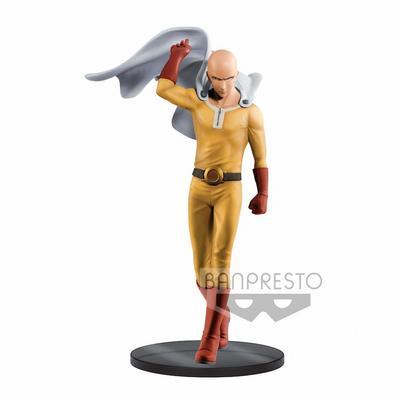 One Punch Man DXF Premium Saitama Figure
