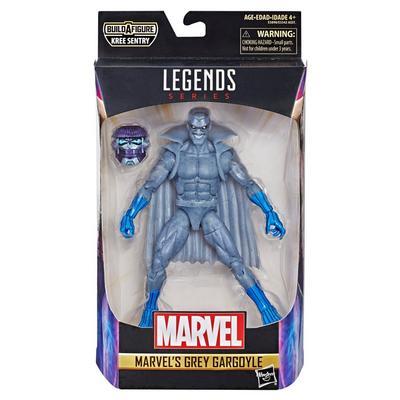 Marvel Legends Series: Captain Marvel - Grey Gargoyle