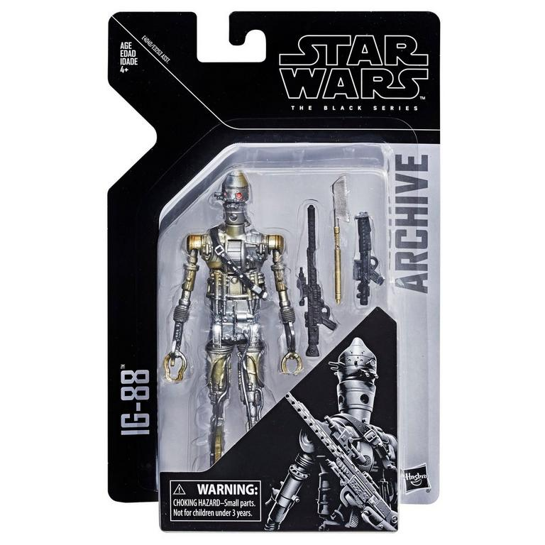 Star Wars IG-88 The Black Series Archive Action Figure