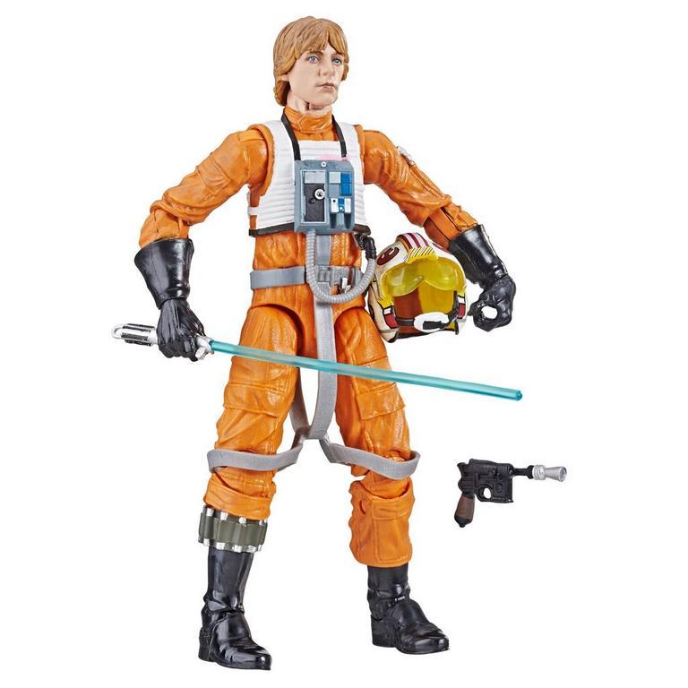 Star Wars Luke Skywalker Pilot The Black Series Action Figure