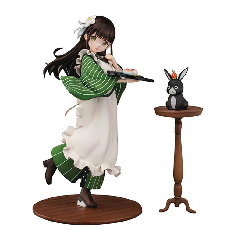 Is the Order a Rabbit? Chiya Statue