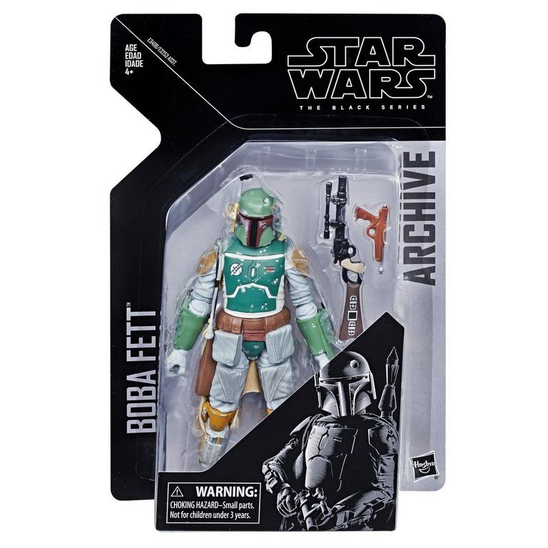 Star Wars: The Black Series Boba Fett Figure