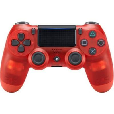Sony DUALSHOCK 4 Crystal Red Controller