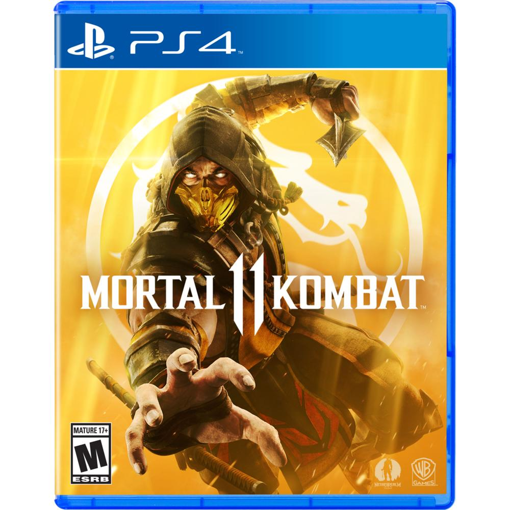 Mortal Kombat 11 | PlayStation 4 | GameStop