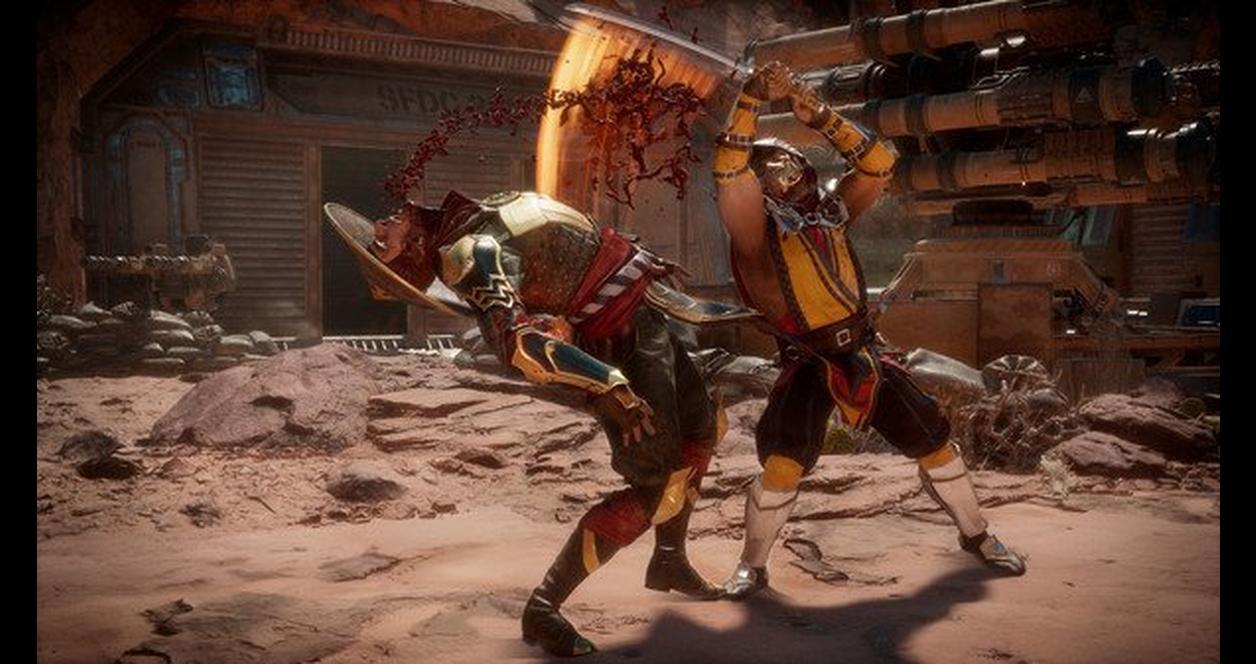 Mortal Kombat 11 Kollector's Edition Only at GameStop