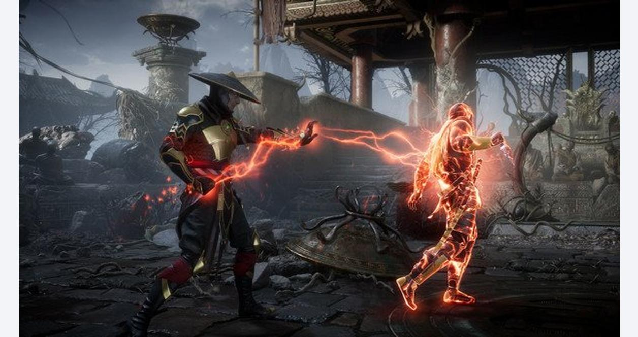 Mortal Kombat 11 Kollector's Edition Only at GameStop