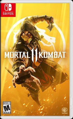 Mortal Kombat 11 Nintendo Switch Gamestop