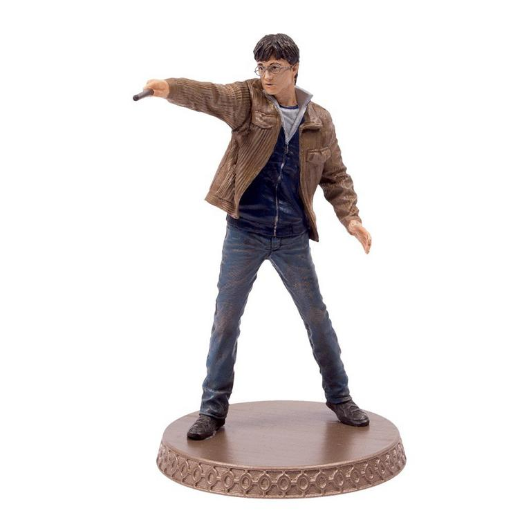 Harry Potter and the Deathly Hallows Harry Potter Wizarding World Figurine Collection Figure