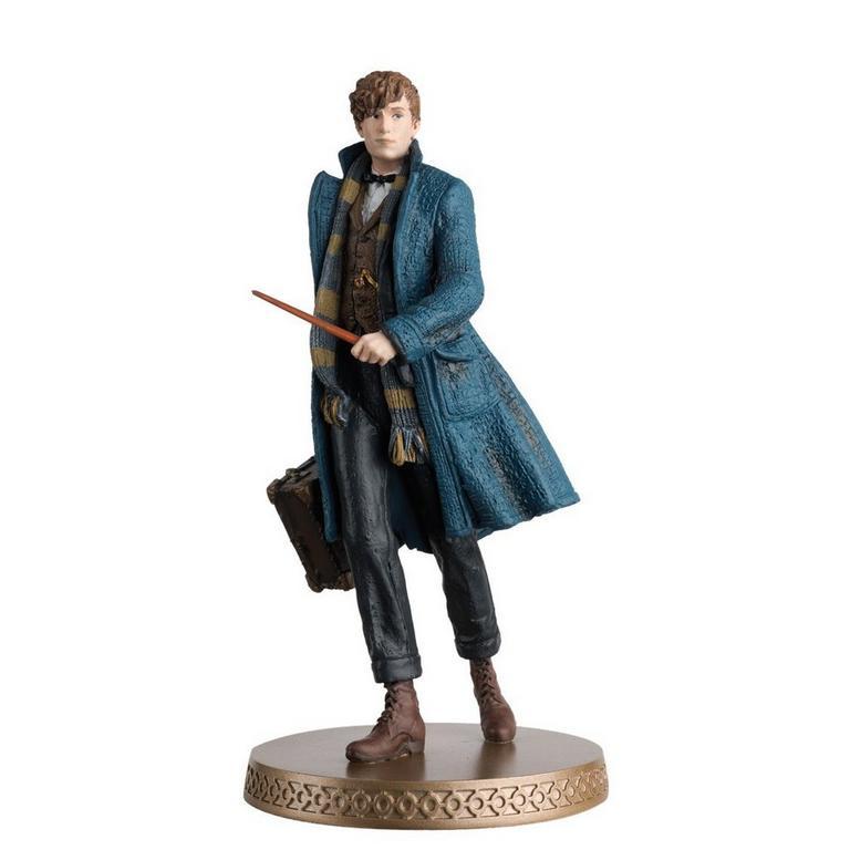Harry Potter Newt Scamander Wizarding World Figurine Collection Figure