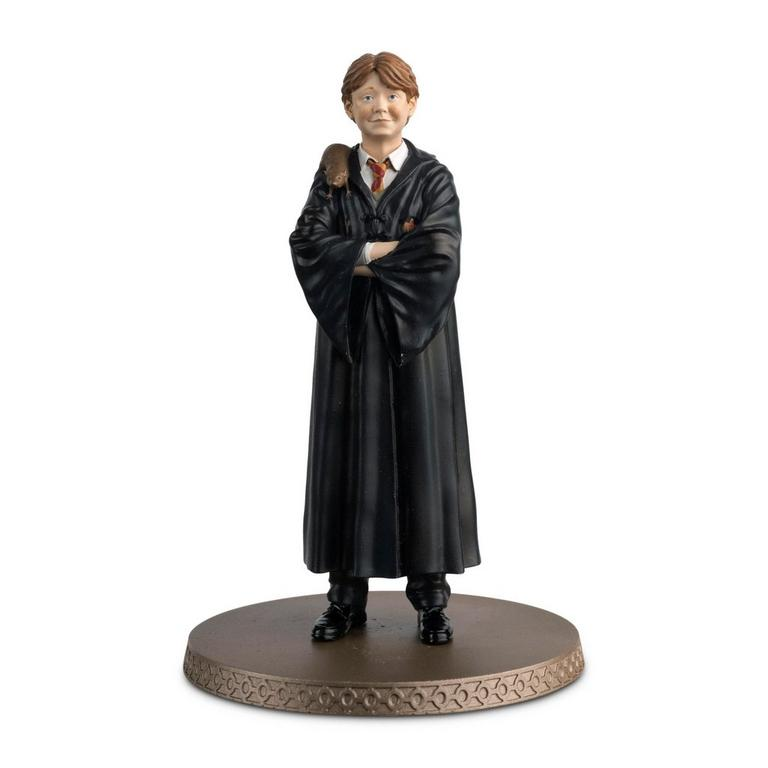Harry Potter Ron Weasley Wizarding World Figurine Collection Figure