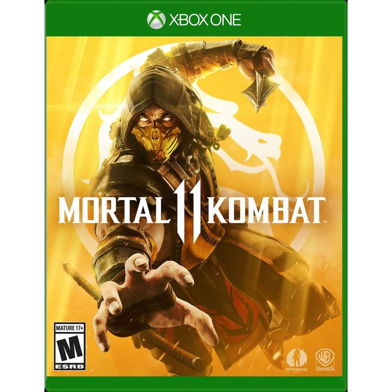 Mortal Kombat 11 | Xbox One | GameStop