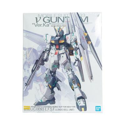 Gundam RX-93 Nu Gundam Version Ka Master Grade Model Kit