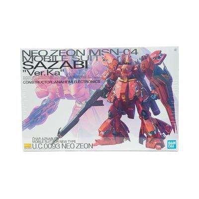 Gundam MSN-04 Sazabi Version Ka Master Grade Model Kit