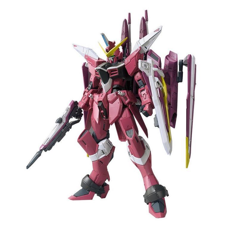 Gundam Mobile Suit Gundam SEED Justice Gundam Master Grade Gundam SEED Model Kit