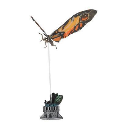 AF Godzilla 7in Mothra
