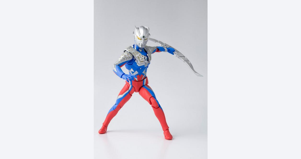 Ultraman Zero S.H.Figuarts Action Figure