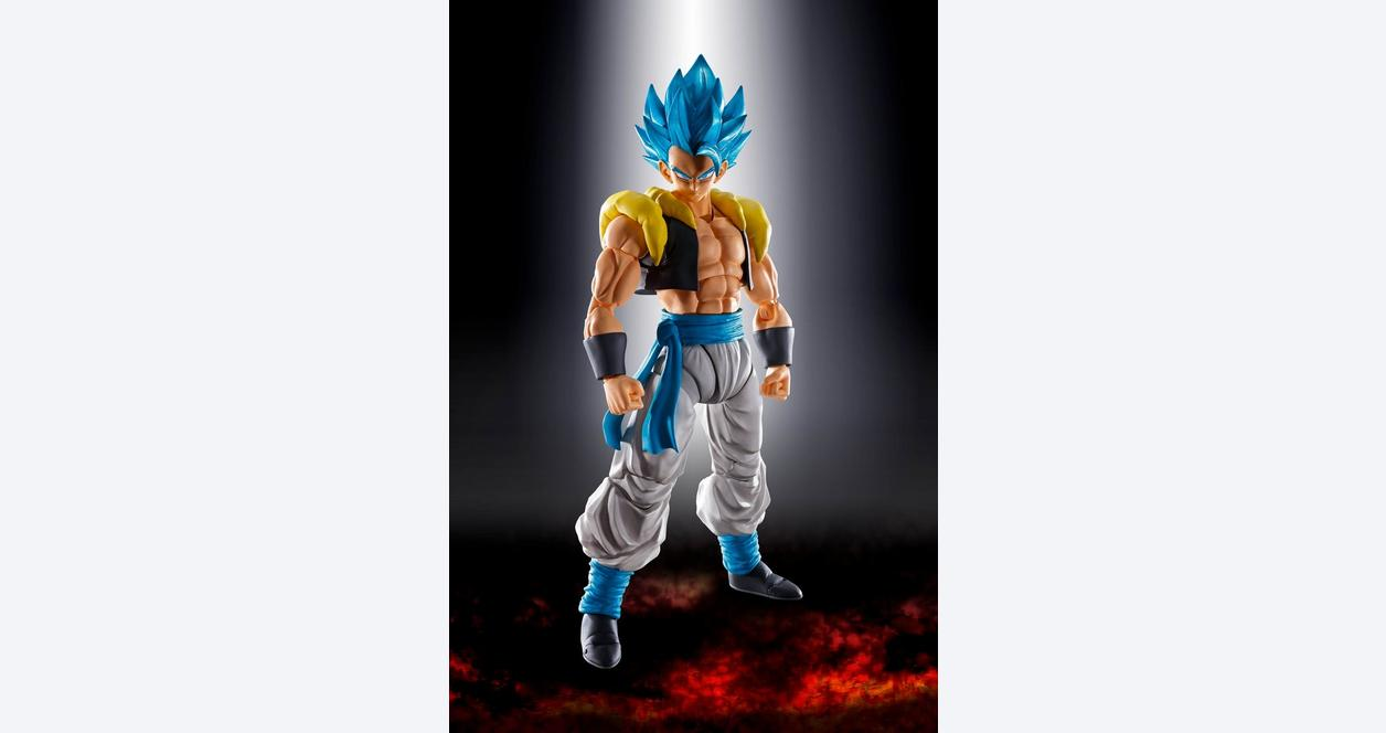 S.H.Figuarts Super Saiyan God Super Saiyan Gogeta Action Figure
