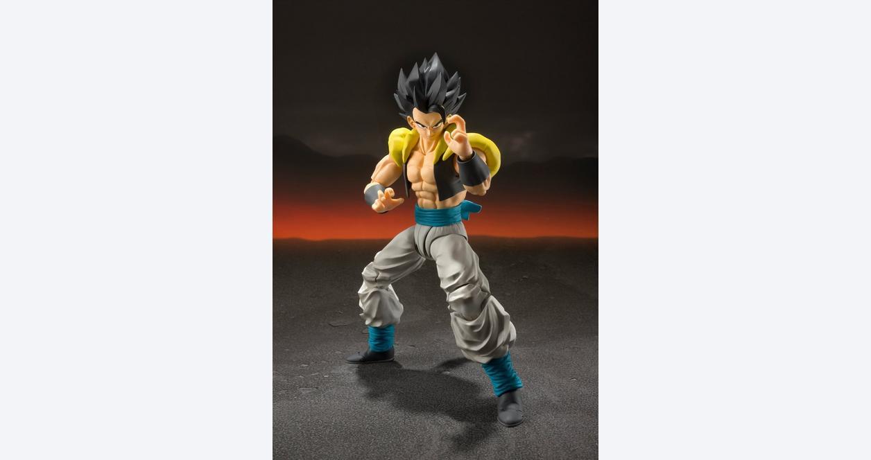 Dragon Ball Z Super Saiyan God Super Saiyan Gogeta S.H. Figuarts Action Figure