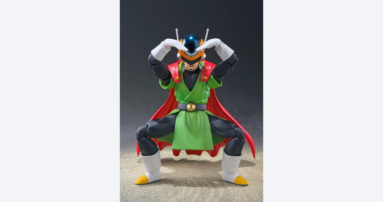 S.H.Figuarts Great Saiyaman Action Figure
