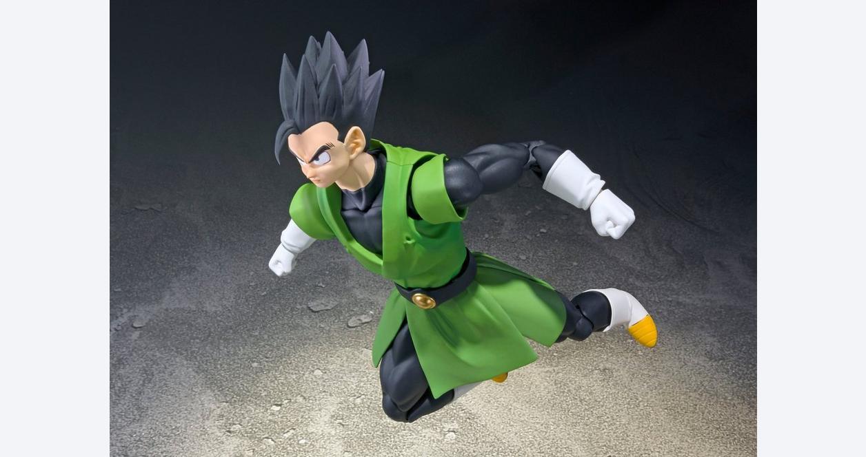 Dragon Ball Z Great Saiyaman S.H. Figuarts Action Figure
