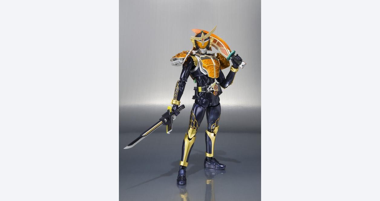 Kamen Rider Gaim Orange Arms 20 Kamen Rider Kicks Version S.H. Figuarts Action Figure