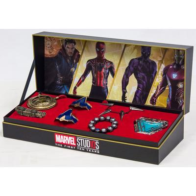 Deals on Marvel Studios Avengers Power Pack Jewelry Collection