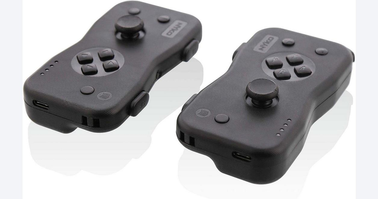 Nintendo Switch Dualies Motion Controllers