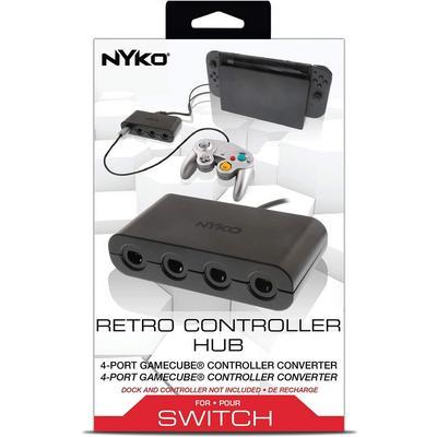 Nintendo Switch Nyko GameCube Retro Controller Hub