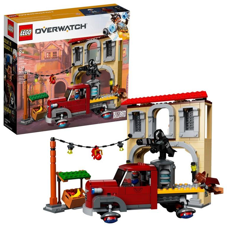 LEGO Overwatch: Dorado Showdown