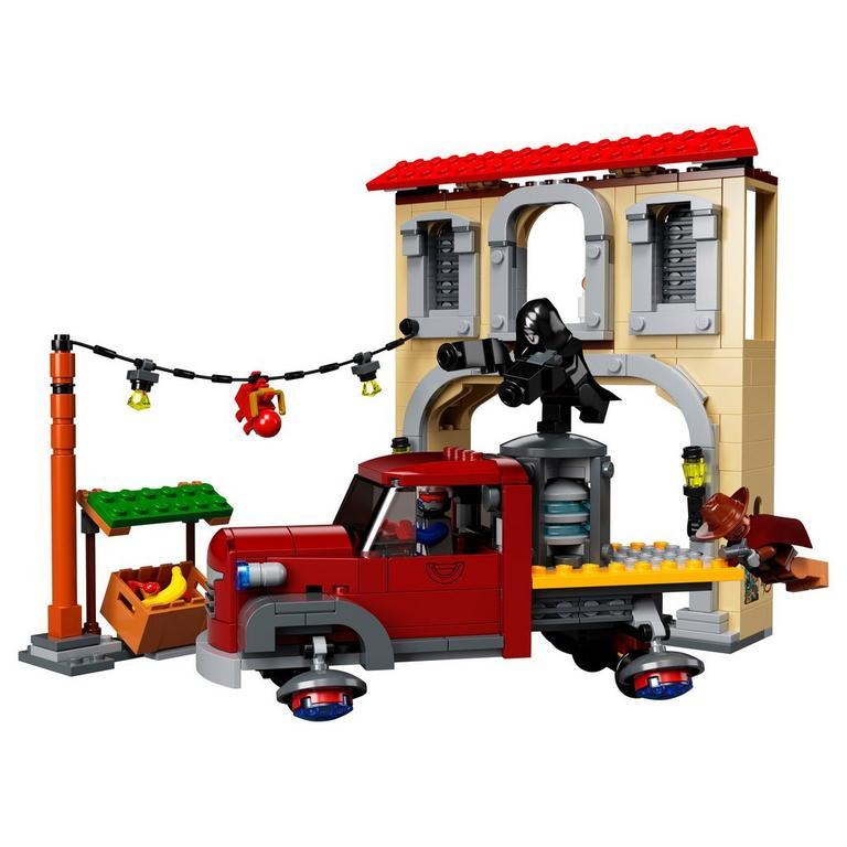 LEGO Overwatch: Dorado Showdown