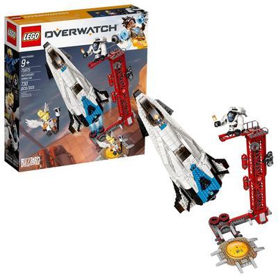 LEGO Overwatch: Watchpoint: Gibraltar
