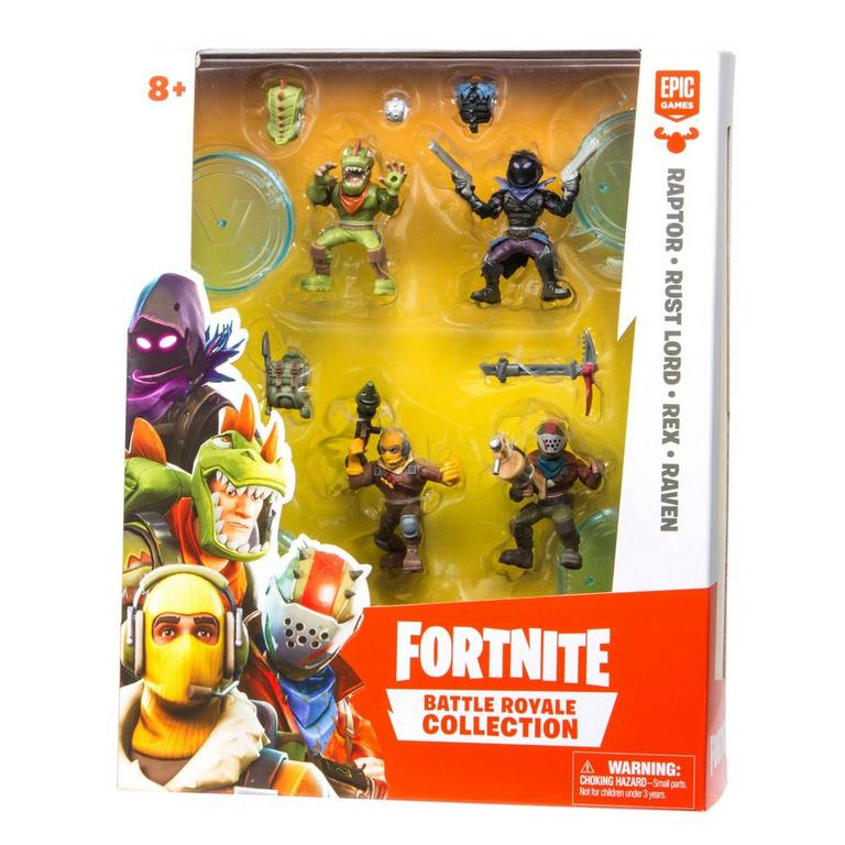 Fortnite Squad Pack Figures (Assortment)