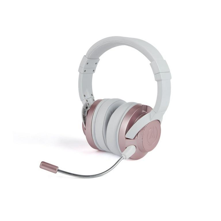 PowerA Fusion Wired Gaming Headset - Rose Gold