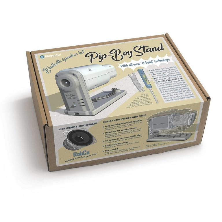 Fallout Pip-Boy 2000 Bluetooth Speaker Stand Kit
