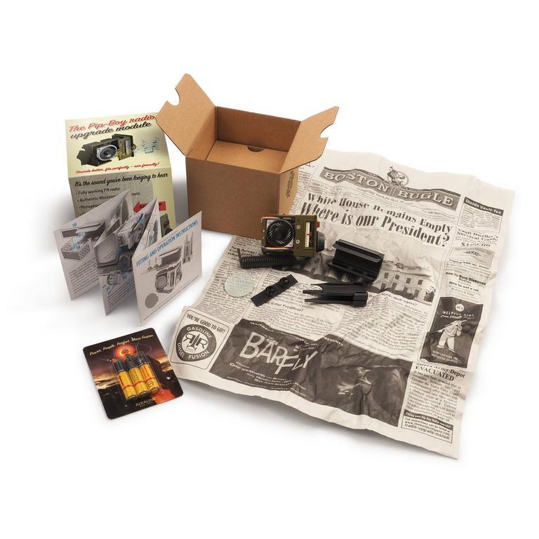 Fallout Pip-Boy 2000 FM Radio Upgrade Module