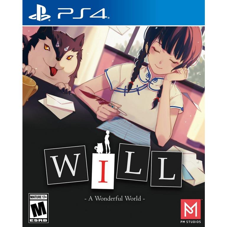 WILL: A Wonderful World