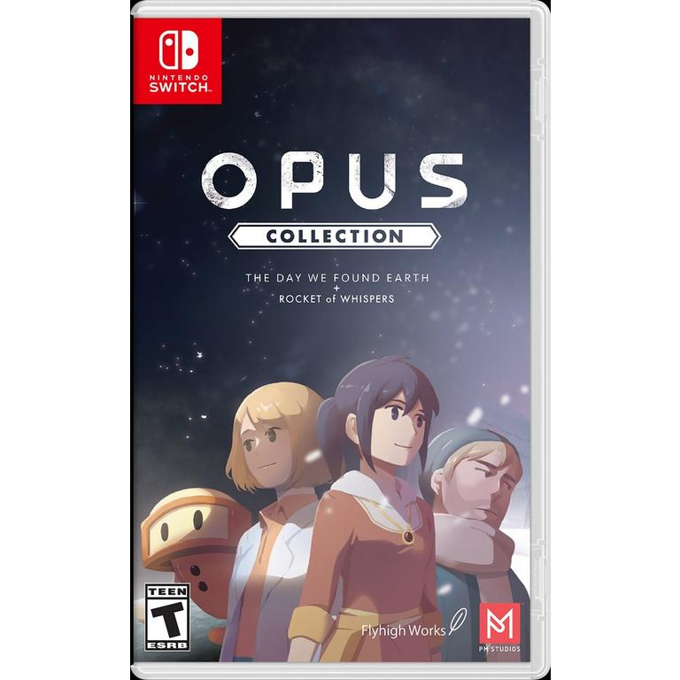Opus Collection: The Day We Found Earth and Rocket of Whispers