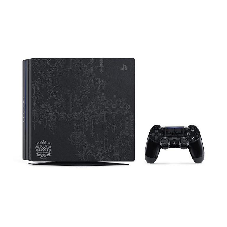 PlayStation 4 Pro Kingdom Hearts III Limited Edition 1TB