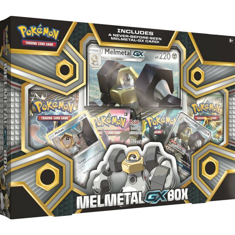 Pokemon Trading Card Game: Melmetal-GX Box