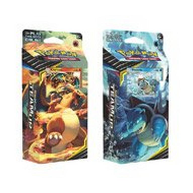 Pokemon Trading Card Game: Sun and Moon Team Up Deck (Assortment)