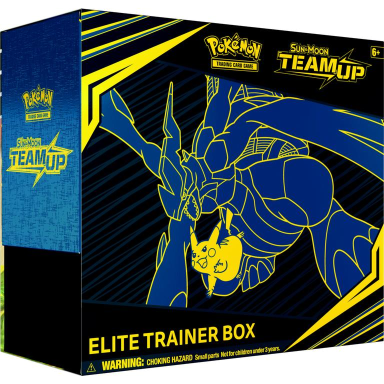Pokemon Trading Card Game Sun & Moon Team Up Elite Trainer Box