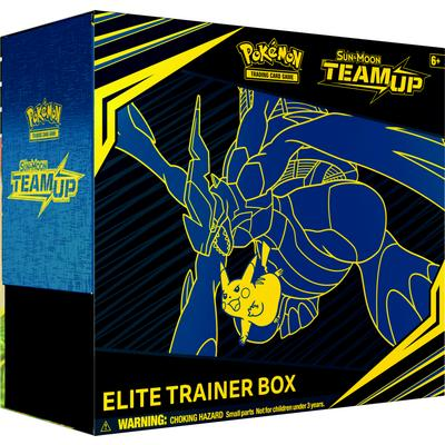 Pokemon Trading Card Game: Sun and Moon Team Up Elite Trainer Box