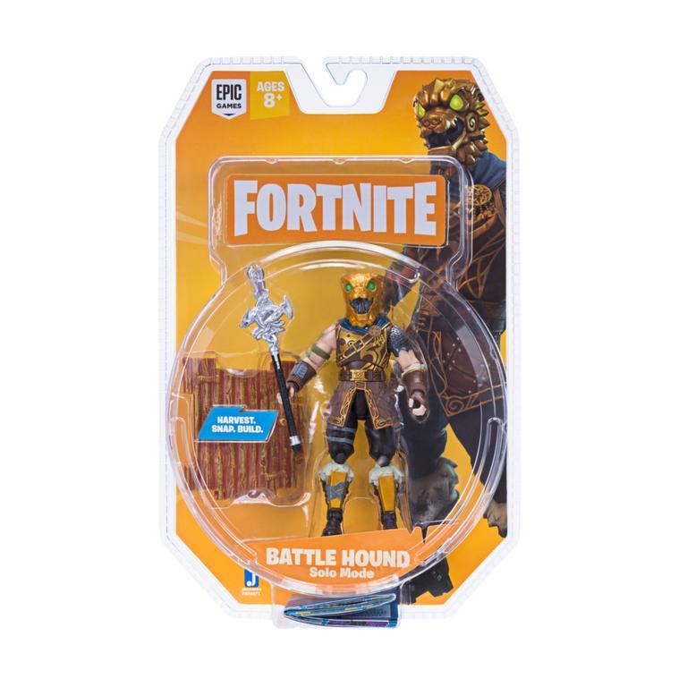 Fortnite Battle Hound Solo Mode Figure