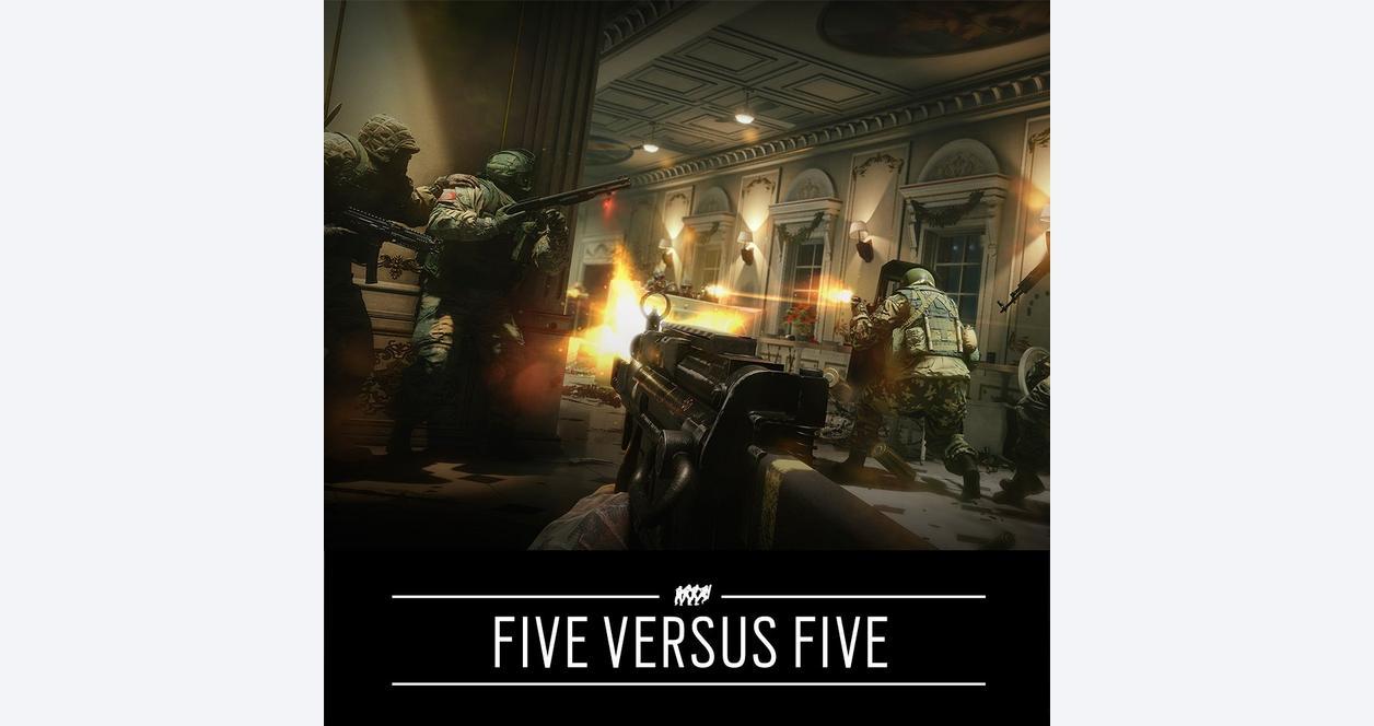 Tom Clancy's Rainbow 6: Siege: Year 4 Pass